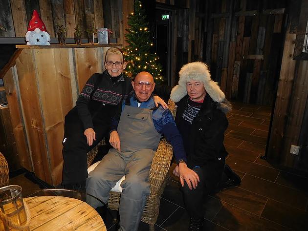 Bob Mandell family | Stroke Recovery Foundation
