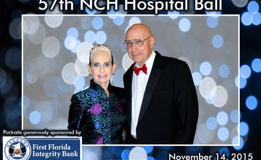 Debbie and Bob Mandell at 57th NCH Hospital Ball | Stroke Recovery Foundation