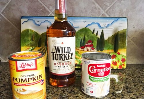 Our Adult Pumpkin Bourbon Pudding | Stroke Recovery Foundation