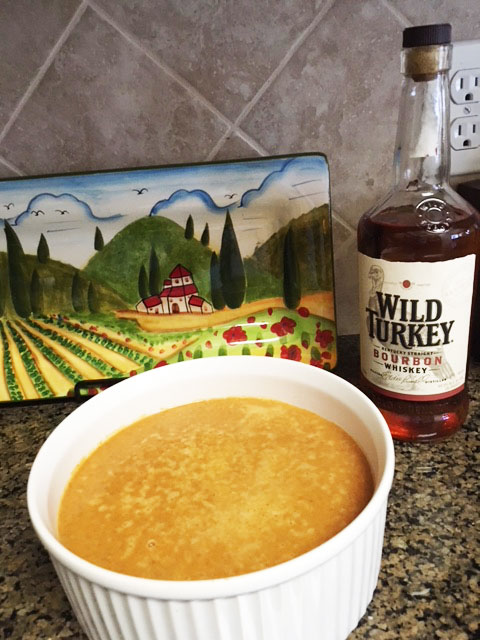 Adult Pumpkin Bourbon Pudding | Stroke Recovery Foundation
