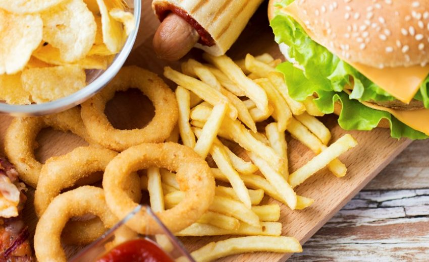 Unhealthy Food | Stroke Recovery Foundation