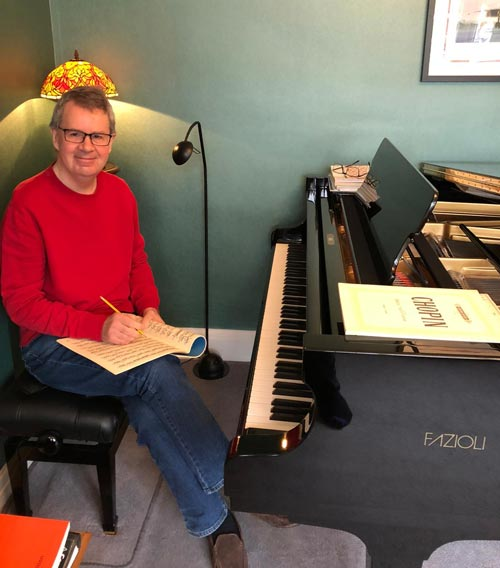 MUSIC TO ENCOURAGE PIANO PLAYING AGAIN AFTER A DISABLING STROKE - Peter | Stroke Recovery Foundation